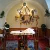 vnútro kostola sv. Michala Archanjela Petrova Lehota